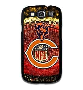 SMMNKOL? Custom Design The NFL Team Chicago Bears Case Cover for Samsung galaxy S3