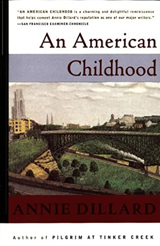 book cover of An American Childhood