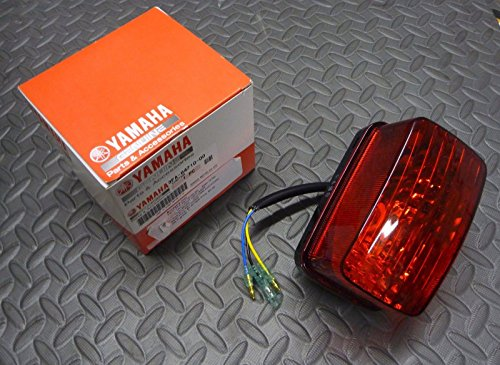 NEW Yamaha Banshee or Raptor rear oem taillight brake light lens bulb 2002-2006