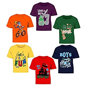 Kiddeo Kids Boys t Shirts(New...