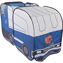 NHL League Logo The Zamboni Play Tent, Medium, Black