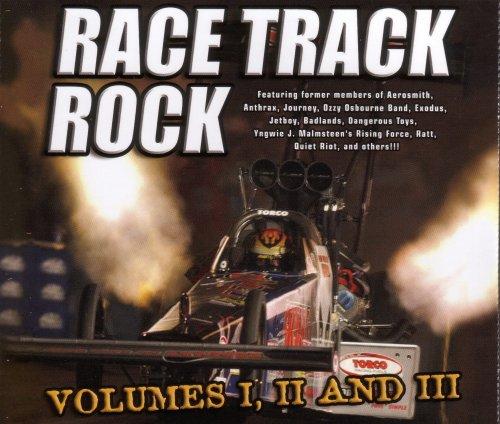 CD : Race Track Rock (CD)