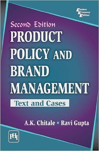 BRAND MANAGEMENT BOOK PDF