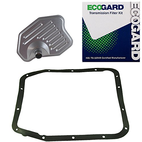 ECOGARD XT1232 Transmission Filter Kit for 1996-2011 Lincoln Town Car, 2008 Mark LT   2003-2014 Ford E-250, 1996-2010 Crown Victoria, 2003-2014 E-150, 1997-2007 Expedition, 1997-2002 E-150 Econoline