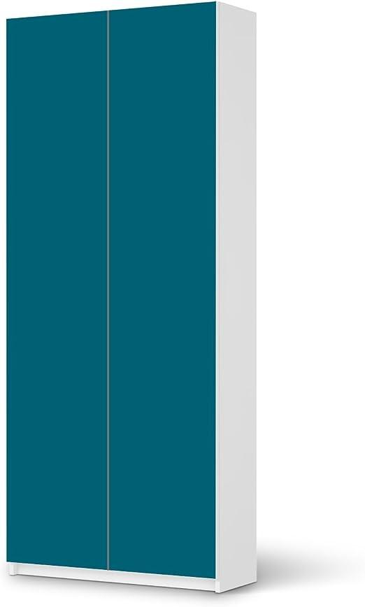 Decorativo para muebles para Ikea Pax Armario 236 cm altura – 1, 2, 3, 4 puertas y
