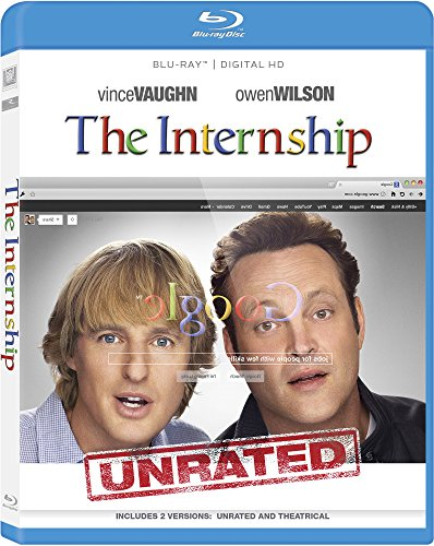 Internship, The Blu-ray