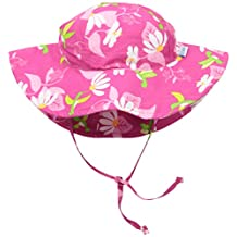 i play. Baby Girls Brim Sun Protection Hat