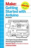 img - for Getting Started with Arduino: The Open Source Electronics Prototyping Platform (Make) book / textbook / text book