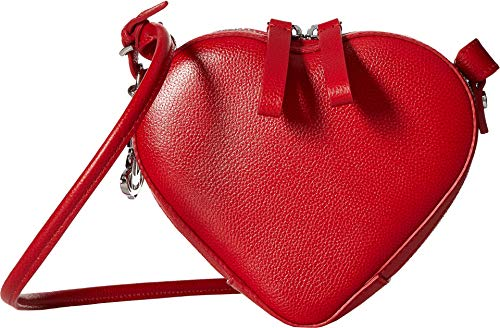 Johanna Westwood Vivienne Heart Crossbody Womens Red v1pqpE