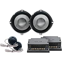 Earthquake Sound VTEK-MC5 5.25-inch 2-Way Component Set with Tweeters and Passive Xovers