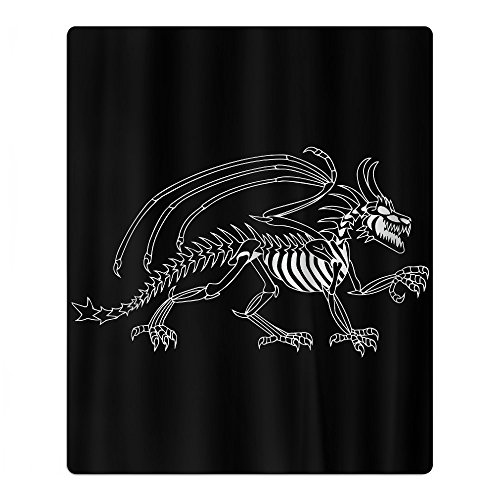 Dinosaur Skeletons Skull Quick-drying Pool Beach Towel Travel Bath Towel For Kids by BEACHWOEEL-TOWEL