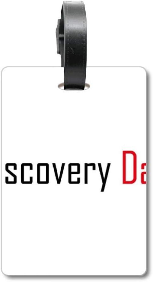 Celebrate Canada Discovery Day Blessing Cruise - Etiqueta de identificación para Maleta