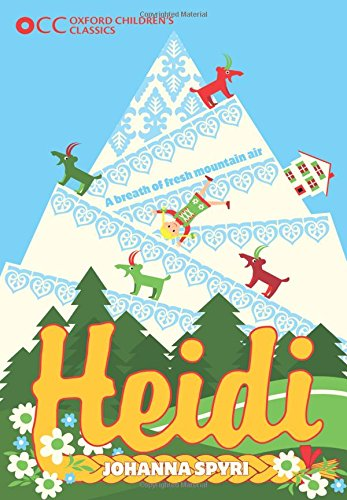 Book cover for Heidi
