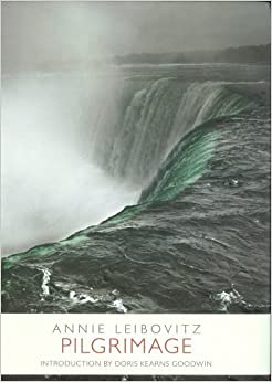 Book Pilgrimage by Annie Leibovitz (2011-11-01)