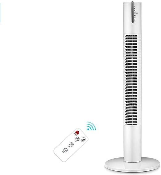 Fresco Ventilador de torre portátil con control remoto, ahorro de ...