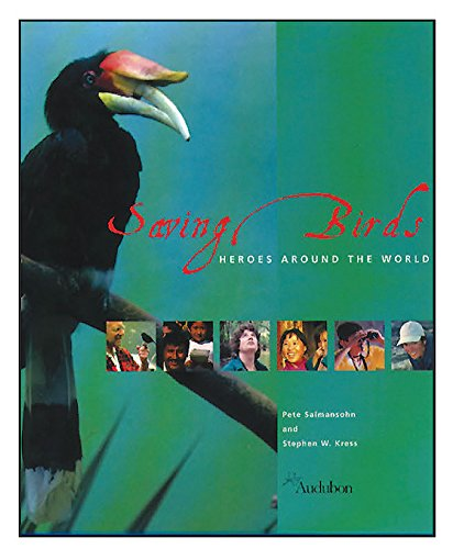 Saving Birds: Heroes Around the World ebook