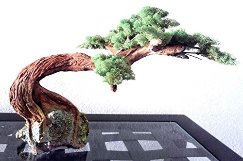 Artificial Bonsai Tree - Very Realistic Bonsai Sculpture by Kauai Garden