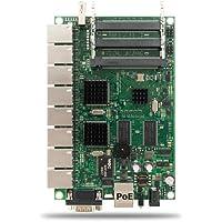 Mikrotik RB493G RouterBOARD 680MHz Atheros CPU 256MB RAM 9 LAN RouterOS L5