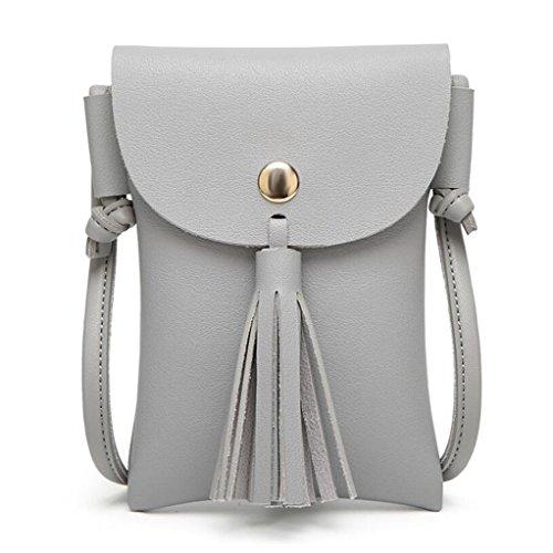 à la Boucle Couleur Gris Version Mme Bag Bandoulière Sac Sac magnétique à du Mode Bandoulière Messenger Rose à GKKXUE coréenne 8vpwOTwq