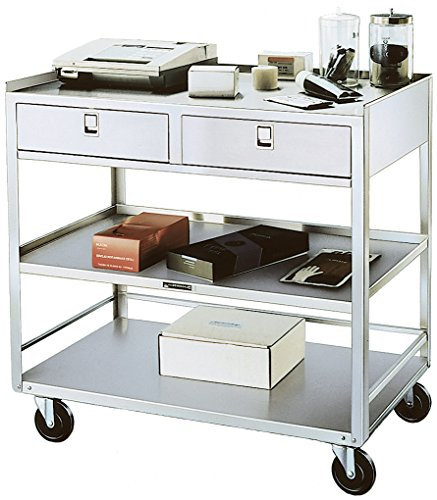 Lakeside 358 Equipment Stand, 300 Lb,stainless Steel