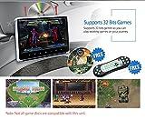XTRONS Silver 2X 11.6 Inch Pair HD Digital Touch