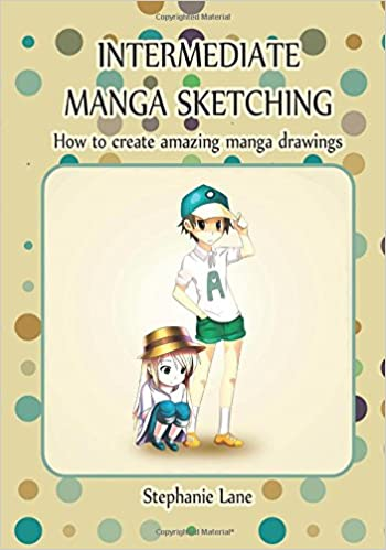 Book Intermediate Manga Sketching: How to create amazing manga drawings