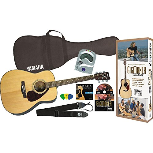 Yamaha Gigmaker Standard Acoustic Instructional