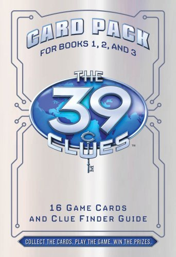 the 39 clues card pack - 9