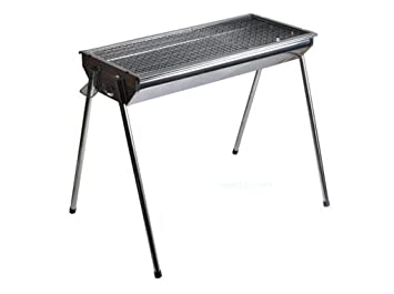 Outdoor Küche Holzkohle : Barbecue grill portable edelstahl holzkohle barbecue camping