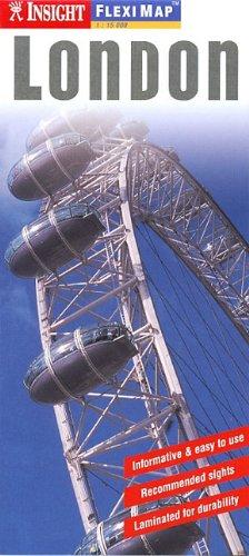 London Insight Fleximap (Fleximaps) PDF