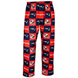 NFL Mens Repeat Print Lounge, Pajama Pants, Team Options