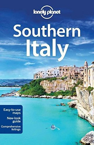 Lonely Planet Southern Italy Travel