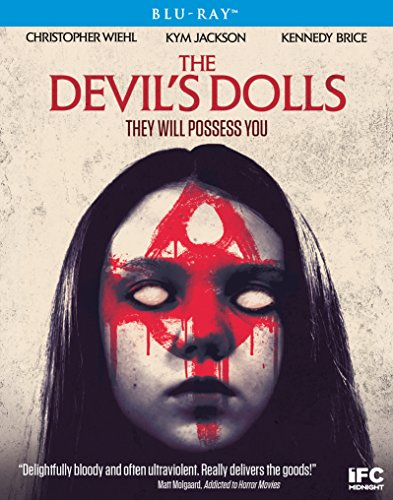 The Devil's Dolls [Blu-ray]