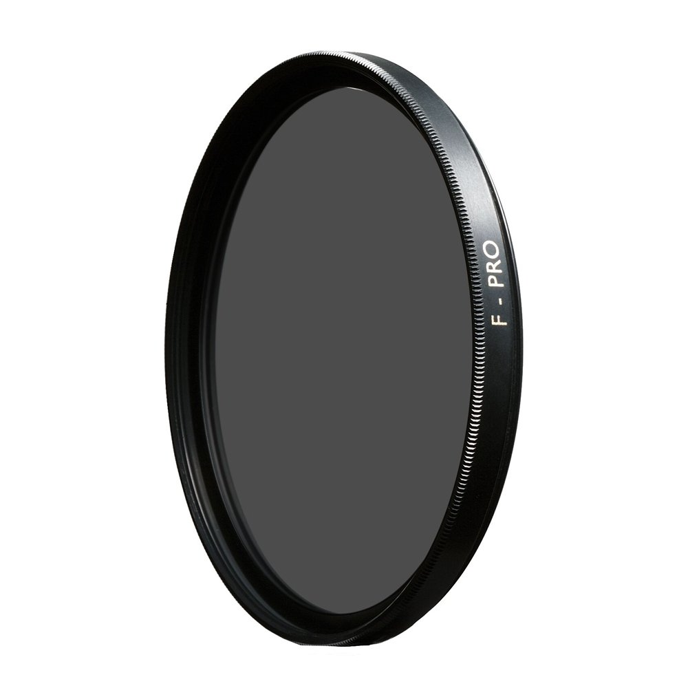 B+W 40.5mm ND 3.0-1,000X Neutral Density Filter with Single Coating (110) - 65-066684