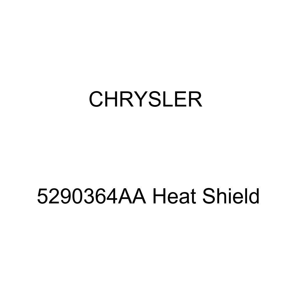 Genuine Chrysler 5290364AA Heat Shield