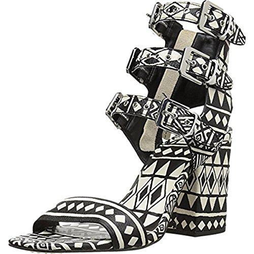 Dolce Vita Women's Edin Tribal Print Leather (Dolce Vita Print Pumps)