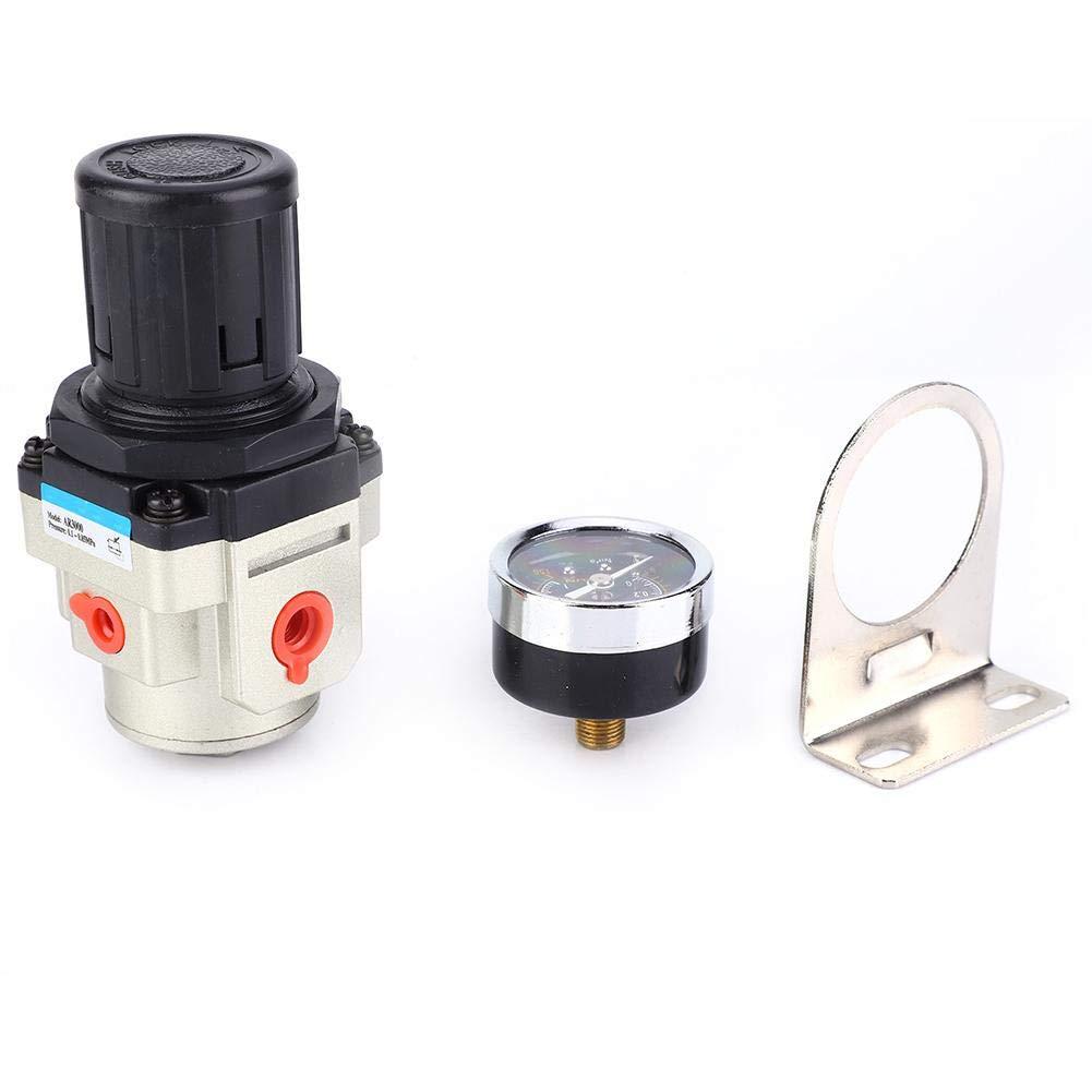 R/éducteur de pression dair /à trop-plein SMC G1//4-10-60 Over AR3000-02