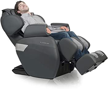 RELAXONCHAIR Zero Gravity Shiatsu Massage Chair