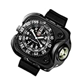 SureFire 2211 Luminox Rechargeable Variable Output LED Wrist Light & Watch