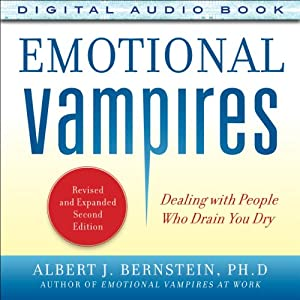 Emotional Vampires Audiobook