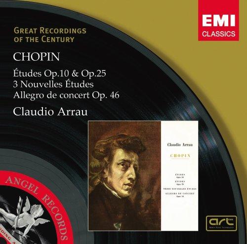 Chopin: Etudes Op 10 25 3 Ranking TOP3 Conc Allegro de Nouvelles Popular standard