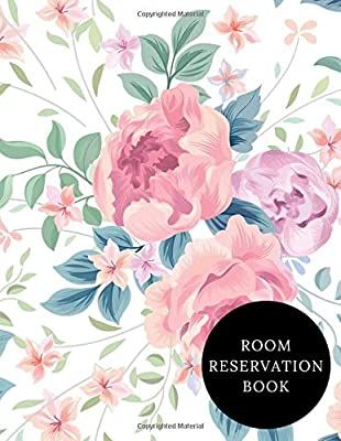 Room Reservation Book: Hotel Reservations Organizer Guest