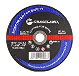 Cutting Disc, Steel Freehand Cut-off wheel - 7'' x 1/16'' x 7/8'' - T41 - (30 PACK)