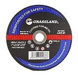 Cutting Disc, Steel Freehand Cut-off wheel - 7'' x 1/16'' x 7/8'' - T41 - (50 PACK)