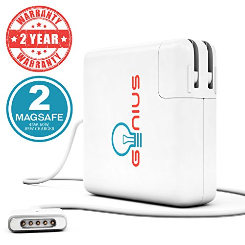 Apple Magsafe 2 45watts Charger for Macbook Air/Pro - 7