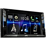 """JVC KW-V230BT Multimedia Receiver 6.2"""" WVGA Clear Resistive Touch Panel/Bluetooth/13-Band EQ"""