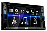 JVC KW-V230BT Multimedia Receiver 6.2'' WVGA Clear Resistive Touch Panel/Bluetooth/13-Band EQ