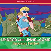 Undead and Unwelcome: Queen Betsy, Book 8 | MaryJanice Davidson