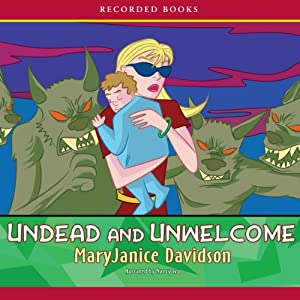 Undead and Unwelcome Audiobook