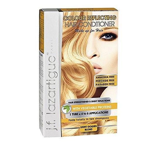 - J.F. Lazartigue Colour Reflecting Hair Conditioner Light Golden Blond